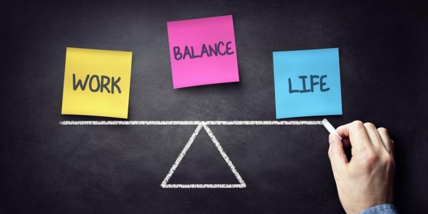 Work-life balance in remote work